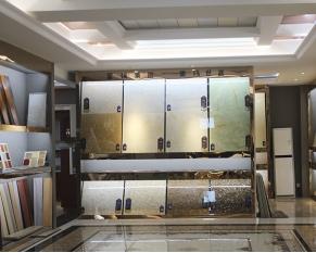 玉石瓷砖展厅